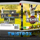 Ashes Cricket 2009 Box Art Cover