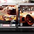 DiRT 2 Box Art Cover