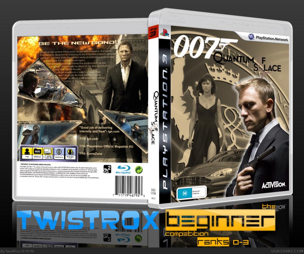 James Bond 007 Quantum of Solace  Gameplay PS2 HD 720P PCSX2