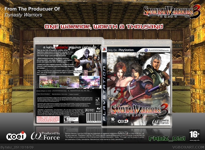 samurai warriors 3 pc download