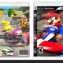 Mario Kart PS3 Box Art Cover