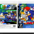 Sonic Advance 3D Box Art Cover