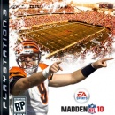 Madden 2010 Box Art Cover