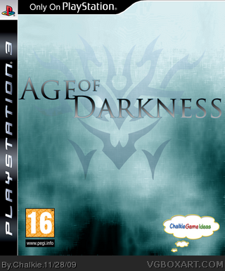 Age of Darkness box art cover