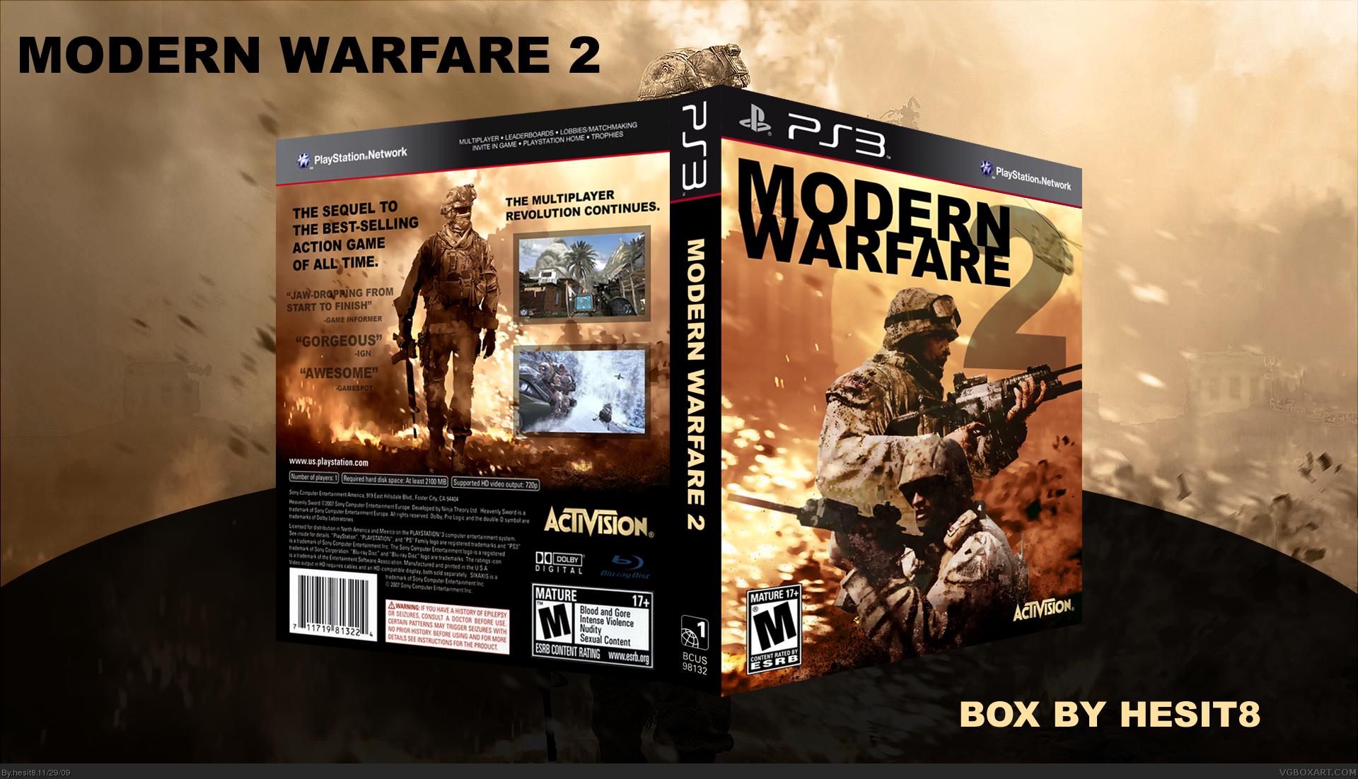 Call Of Duty Modern Warfare Old Full on Call Of Duty Mw2 Xbox 360