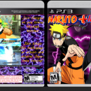 Naruto & Ichigo Box Art Cover