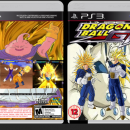 Dragon Ball GT:SSJ 3 Side Box Art Cover