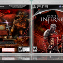 Dantes Inferno Box Art Cover