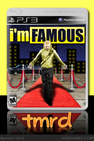 i'mFAMOUS! box cover