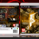 Resident Evil 5: Gold Edition Box Art Cover