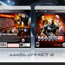 Mass Effect 2 Box Art Cover
