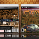 Need For Speed: After Burn Box Art Cover