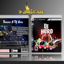 Dj hero Box Art Cover