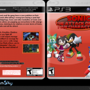 Sonic: The Attack of the Fan Characters Box Art Cover