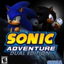 Sonic Adventure: Dual Edition Box Art Cover