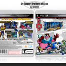 Sly Cooper: Brothers of Steal Box Art Cover