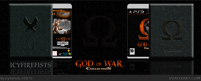 God of War Collection box art cover