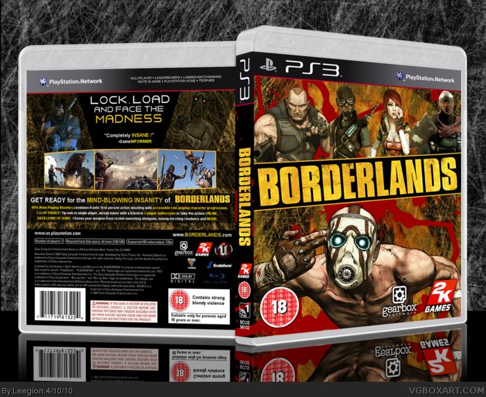 Borderlands Ps3 скачать торрент - фото 10