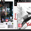 Yakuza 3 Box Art Cover