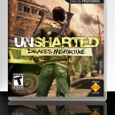 Unsharted: Drake's Misfortune Box Art Cover