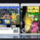 Super Sonic:Master Emerald Mayhem Box Art Cover