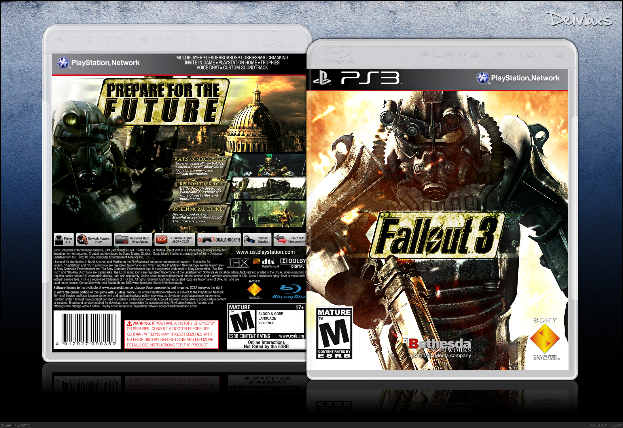 Fallout 3 not updating