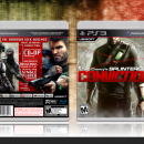 Tom Clancy's Splinter Cell: Conviction Box Art Cover