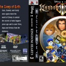 Kingdom Hearts III Box Art Cover