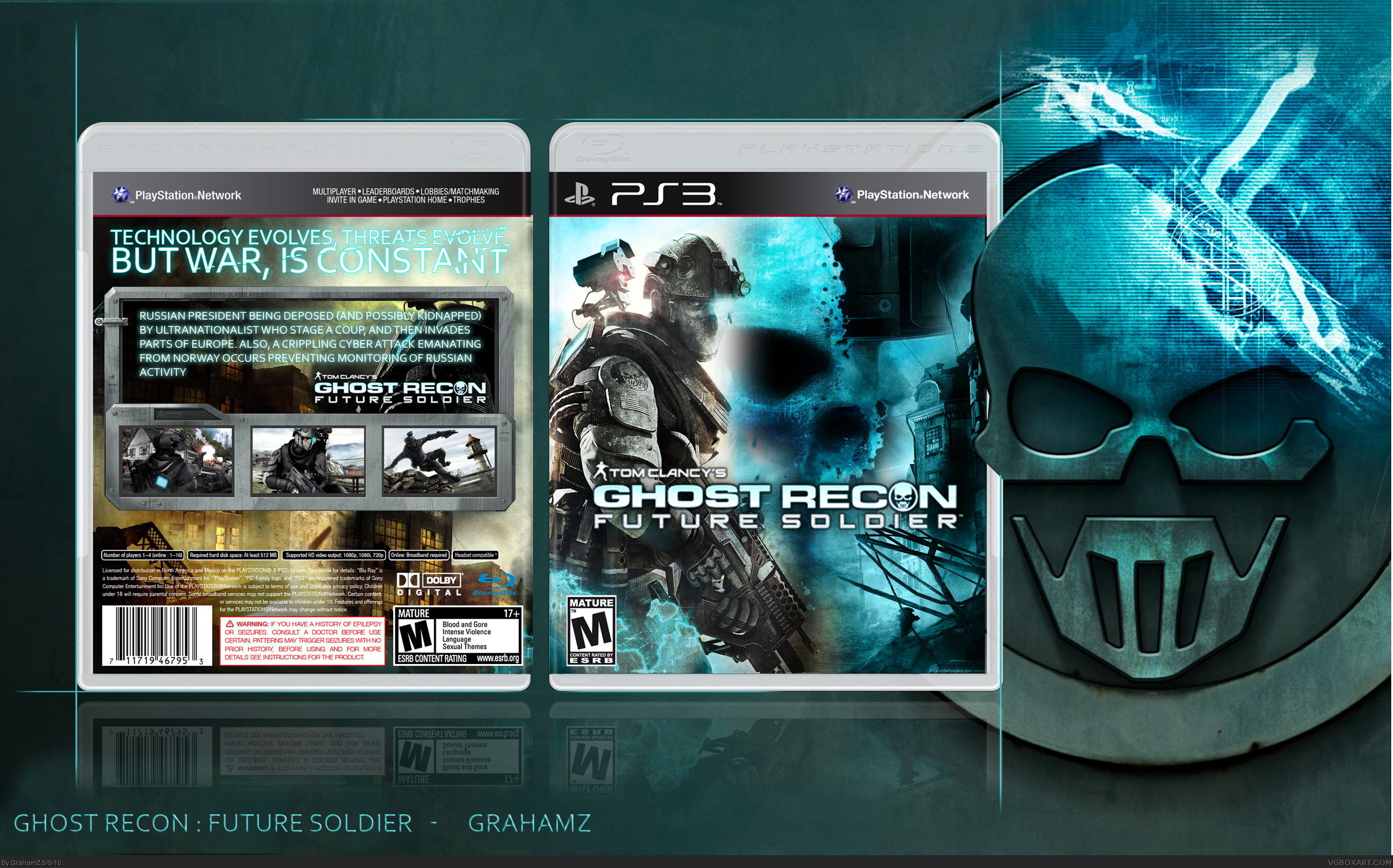 Ghost recon future soldier matchmaking
