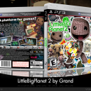 LittleBigPlanet 2 Box Art Cover