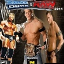 WWE SmackDown vs. RAW 2011 Box Art Cover