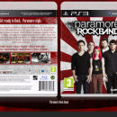 Paramore Rock Band Box Art Cover