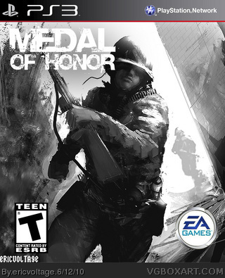 PlayStation 3 » Medal of Honor Box Cover