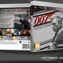 007 Blood Stone Box Art Cover