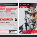 Metal Gear Solid 4: Murder Edition Box Art Cover