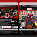 Marvel: LittleBig Alliance Box Art Cover