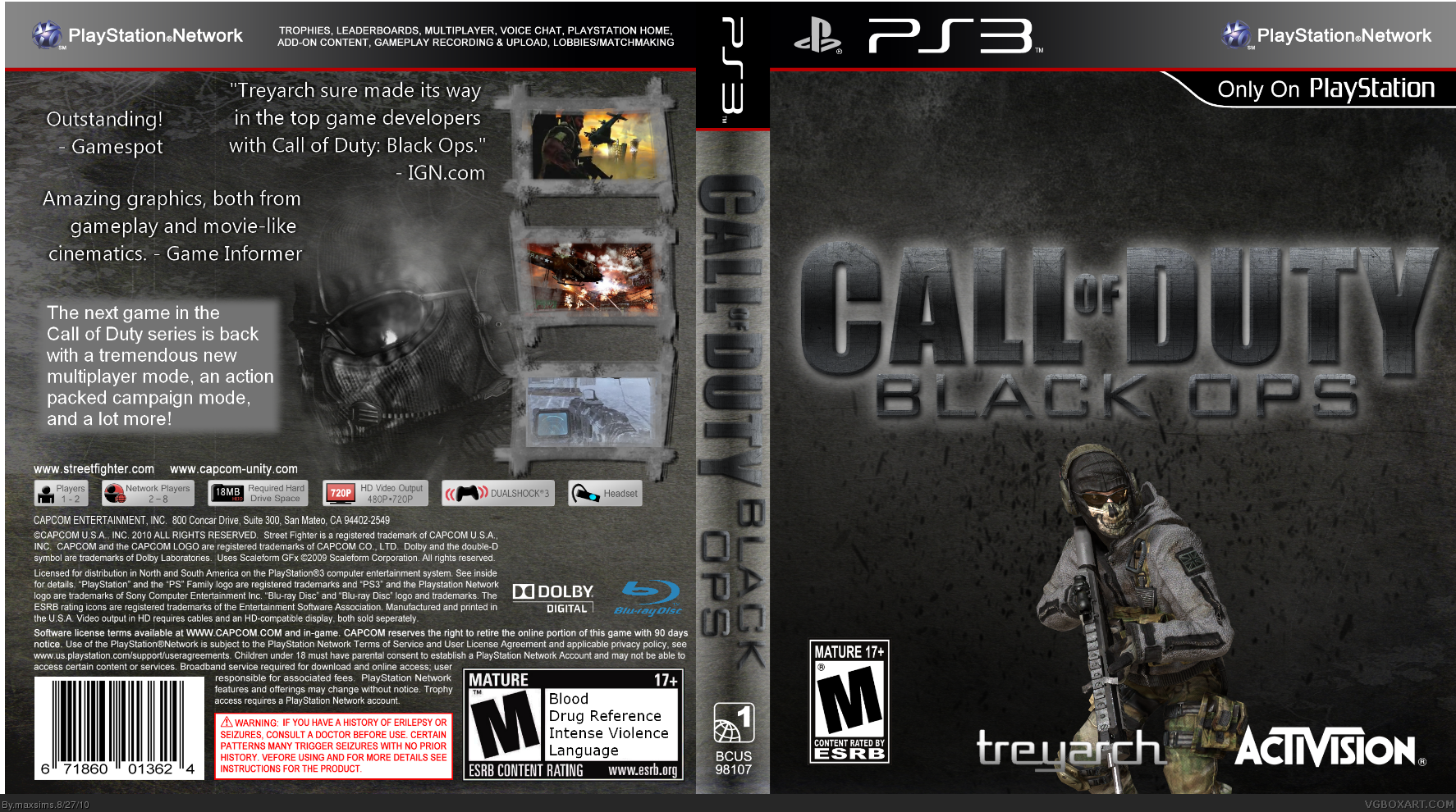 Call Of Duty 4 Hacking On Playstation Network