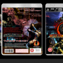 Mortal Kombat (2011) Box Art Cover