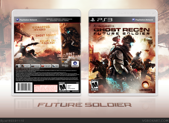 Room Cover Ghost Recon Ghost Recon Future Soldier Wii: Ghost Recon 2 (2004) (VG) Video Game