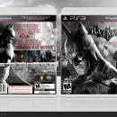Batman:Arkham City PS3 Box Art Cover