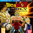 Dragonball Z Broly the Ledgendary Super Saiyan Box Art Cover