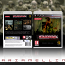 Metal Gear Solid 4: Subconscius Box Art Cover