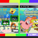 Spongebob Squarepants The Video Game Box Art Cover