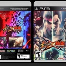 Street Fighter x Tekken Box Art Cover