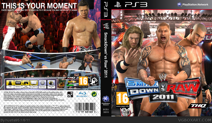 how to play smackdown vs raw 2011