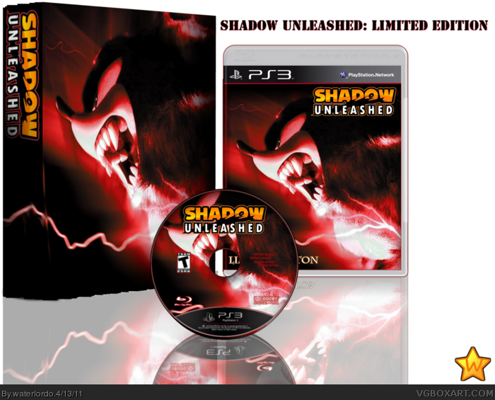 Shadow Unleashed: Limited Edition box art cover