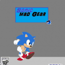 Sonic mad gear Box Art Cover