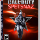 Call Of Duty (8): Spetsnaz Box Art Cover