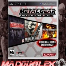 Metal Gear Solid: ORIGINAL TRILOGY Box Art Cover