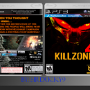 Killzone 4 Box Art Cover